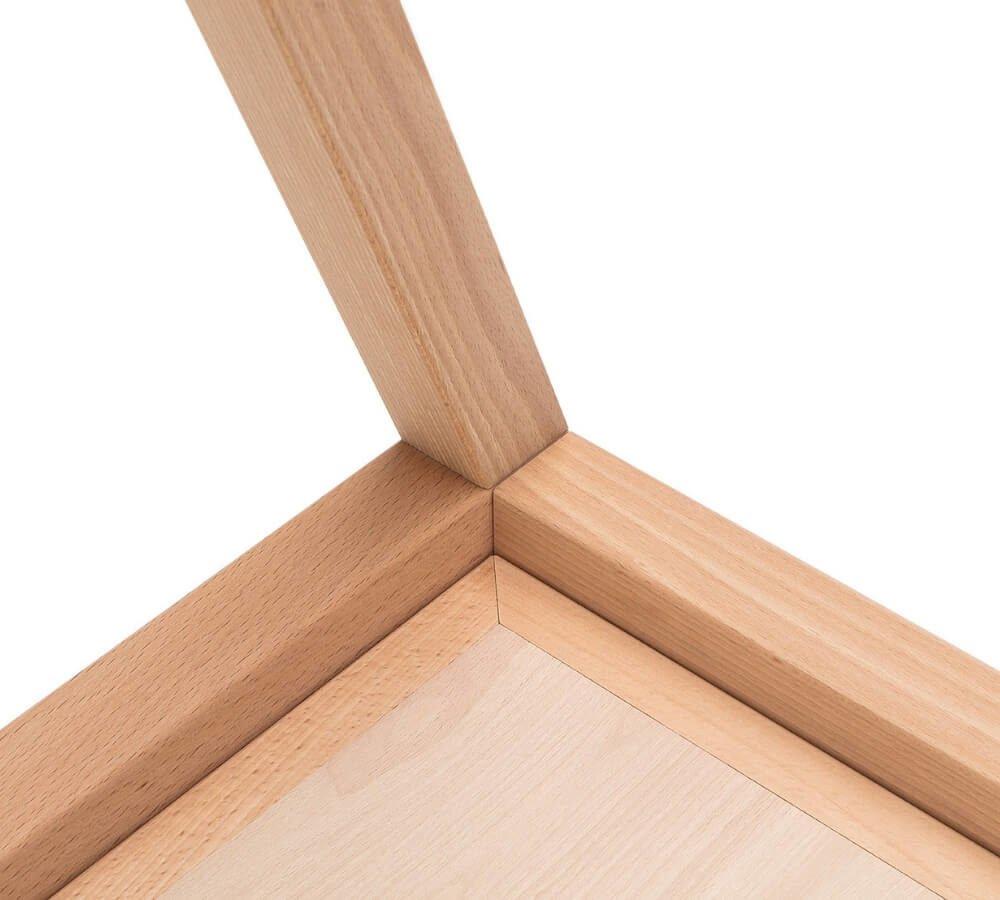 lettini montessori a forma di tepee