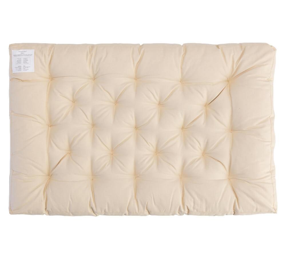materasso per lettino naturale