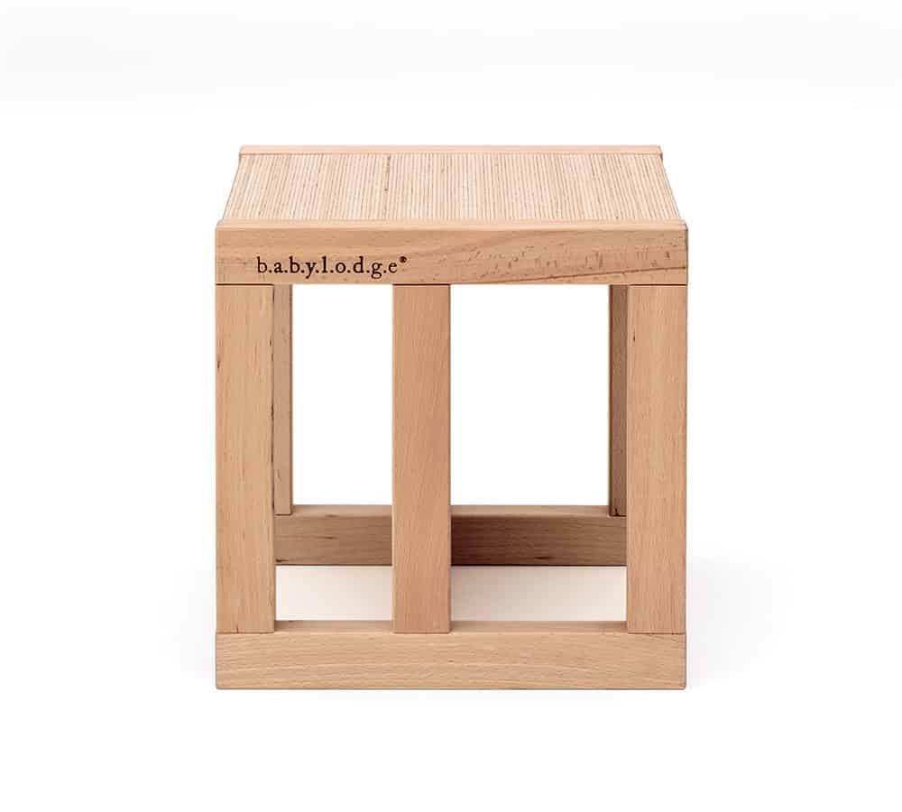 Sedia Montessori Multi Funzione Babylodge Cubotto