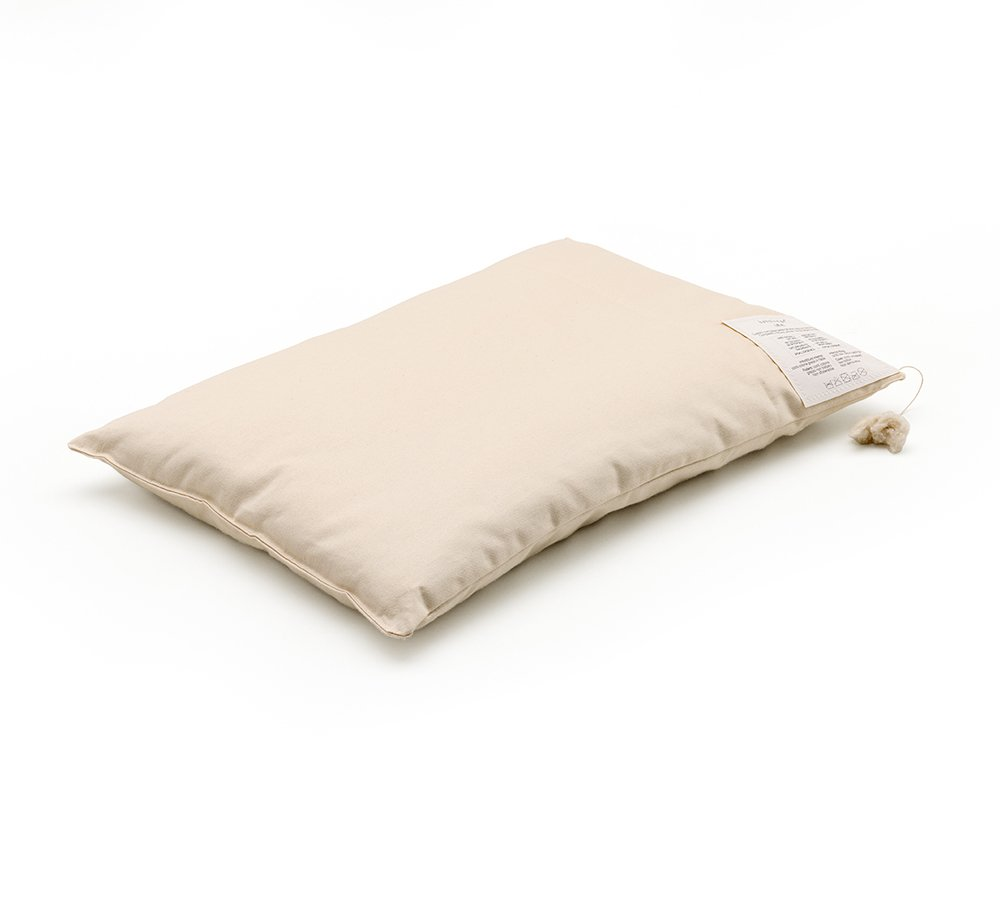 cuscino naturale per bambini, cuscino in puro cotone, cuscino naturale, guanciale cotone, guanciale naturale