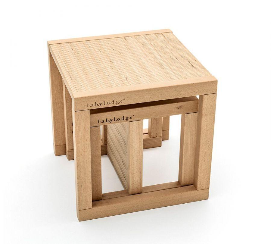 tavolo per bambini con sedia Montessori